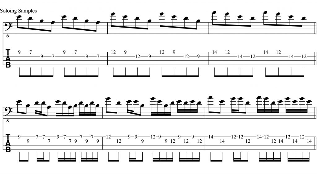 Think Inside the Box: Super Easy Pentatonic Shapes With Cool