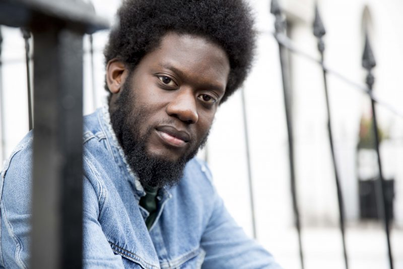 Michael Kiwanuka by Phil Sharp