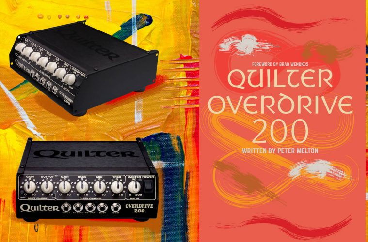 Quilter Overdrive 200 | Riff
